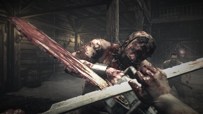 Screenshot 2 - The Evil Within: The Executioner