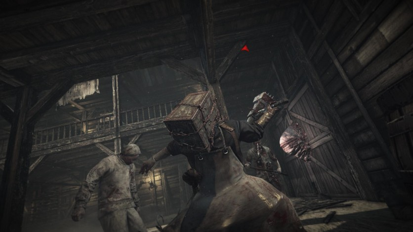 Screenshot 1 - The Evil Within: The Executioner