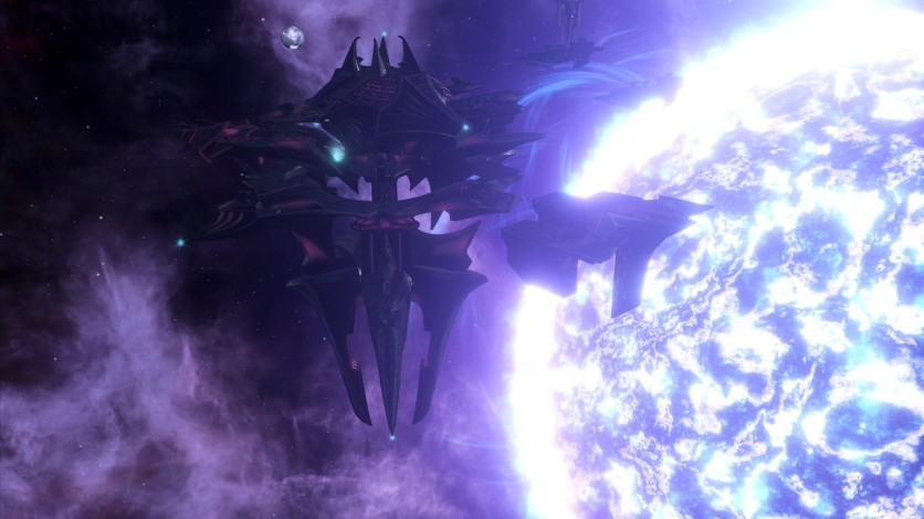 Screenshot 7 - Stellaris: Necroids Species Pack