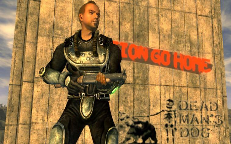 Screenshot 1 - Fallout New Vegas: Courier's Stash