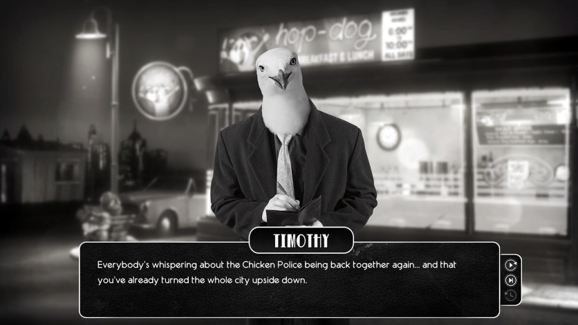 Screenshot 5 - Chicken Police