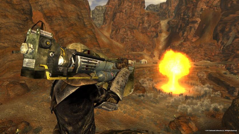 Screenshot 2 - Fallout New Vegas: Gun Runner's Arsenal