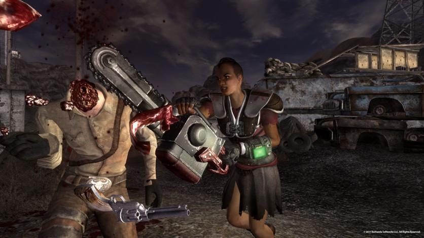Screenshot 3 - Fallout New Vegas: Gun Runner's Arsenal
