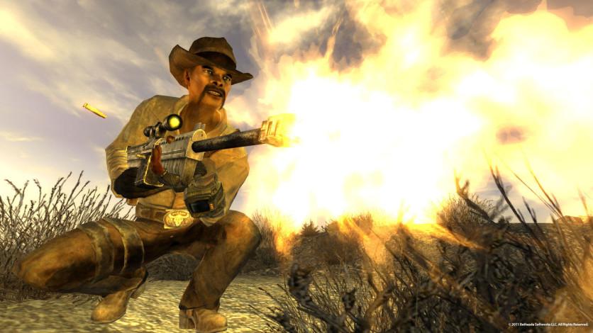 Screenshot 4 - Fallout New Vegas: Gun Runner's Arsenal