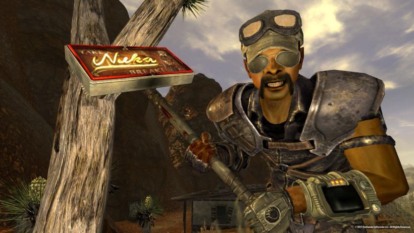Screenshot 1 - Fallout New Vegas: Gun Runner's Arsenal