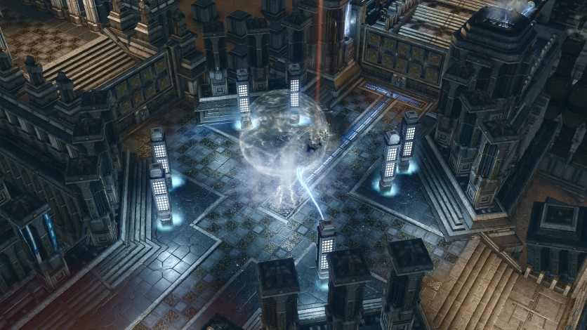 Screenshot 10 - SpellForce 3: Fallen God
