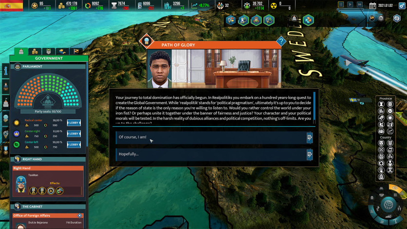 Screenshot 2 - Realpolitiks II