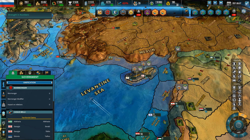 Screenshot 5 - Realpolitiks II