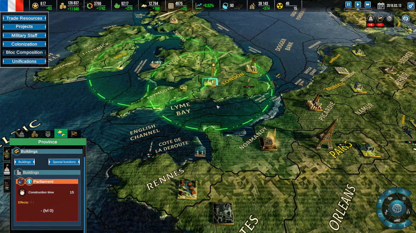 Screenshot 3 - Realpolitiks II