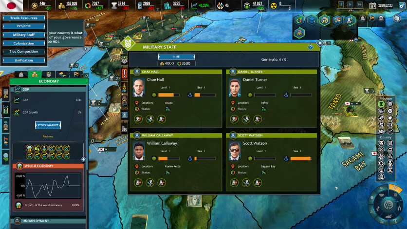 Screenshot 4 - Realpolitiks II