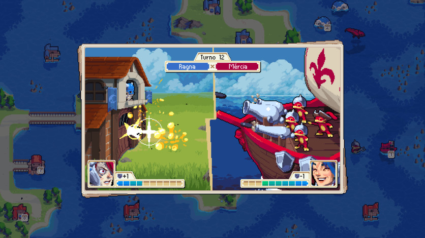 Screenshot 3 - Wargroove