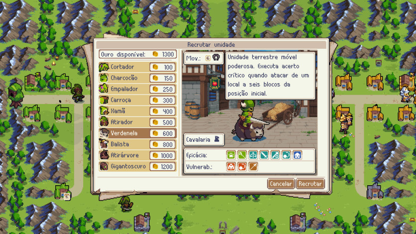 Screenshot 4 - Wargroove