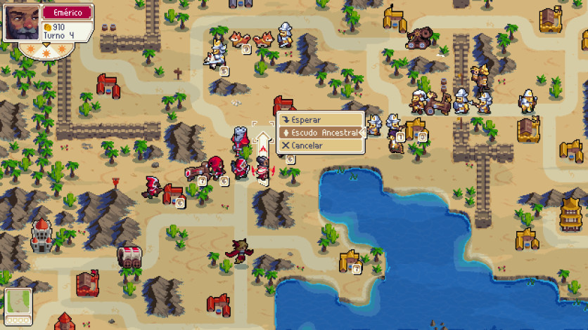 Screenshot 6 - Wargroove