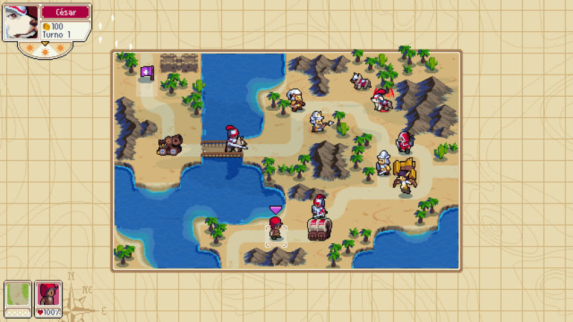 Screenshot 7 - Wargroove