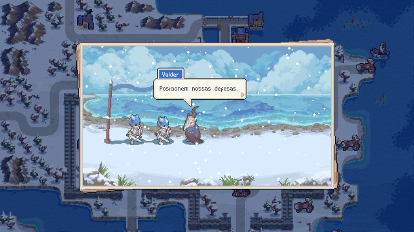 Screenshot 2 - Wargroove