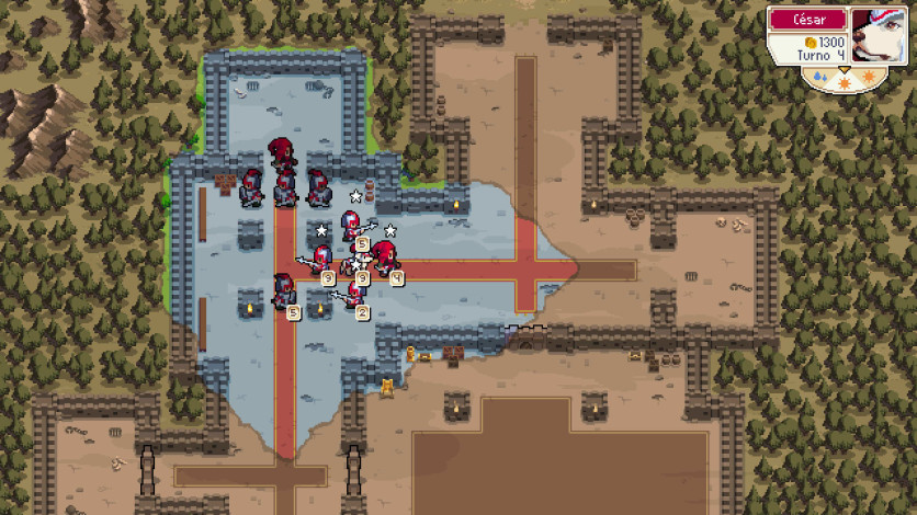Screenshot 8 - Wargroove