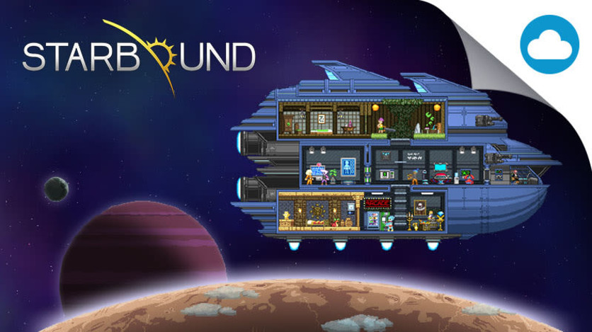 Screenshot 1 - Starbound