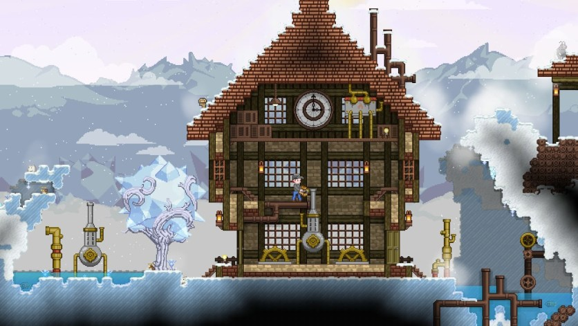 Screenshot 11 - Starbound