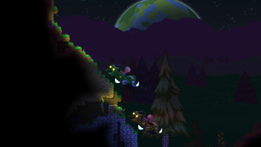Screenshot 6 - Starbound
