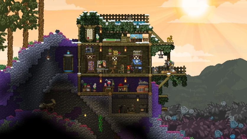 Screenshot 3 - Starbound