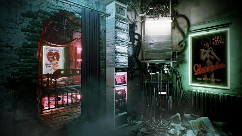 Screenshot 3 - Observer: System Redux