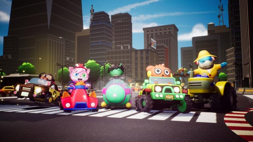 Screenshot 3 - Race with Ryan: Adventure Track Pack