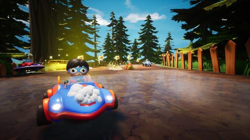 Screenshot 2 - Race with Ryan: Adventure Track Pack