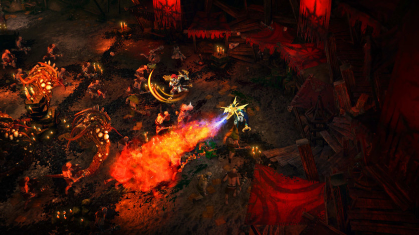 Screenshot 5 - Warhammer: Chaosbane - Slayer Edition