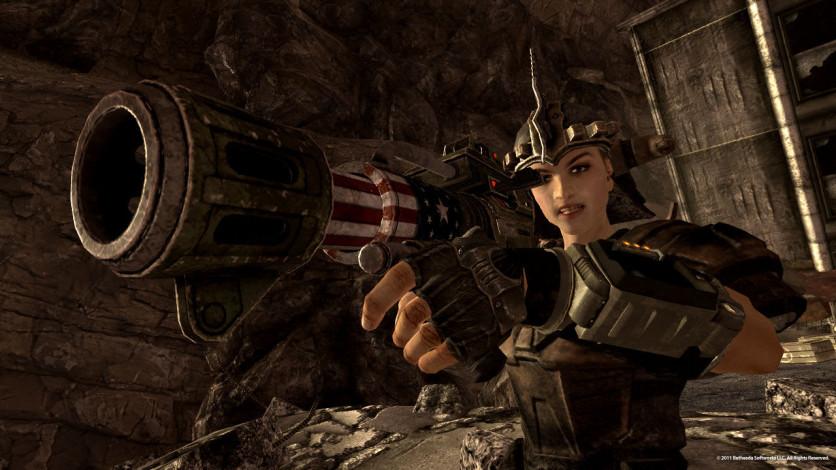 Screenshot 1 - Fallout New Vegas: Lonesome Road
