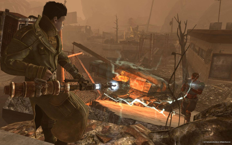 Screenshot 4 - Fallout New Vegas: Lonesome Road
