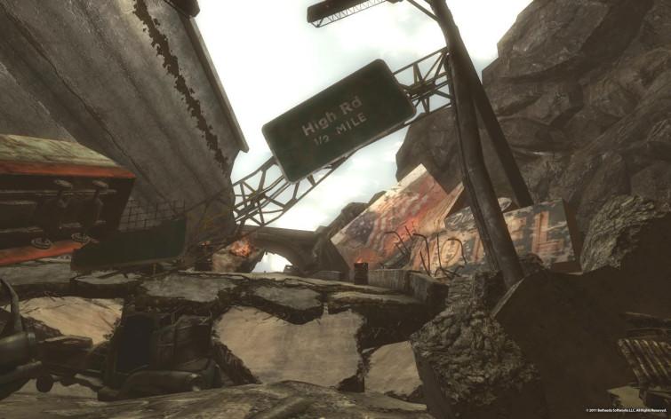 Screenshot 3 - Fallout New Vegas: Lonesome Road