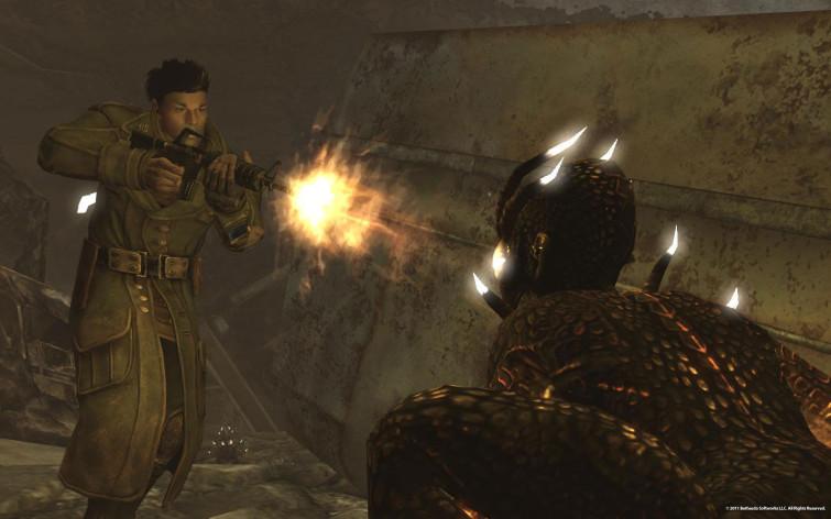 Screenshot 2 - Fallout New Vegas: Lonesome Road