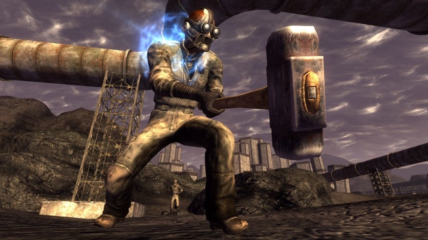 Screenshot 5 - Fallout New Vegas: Old World Blues