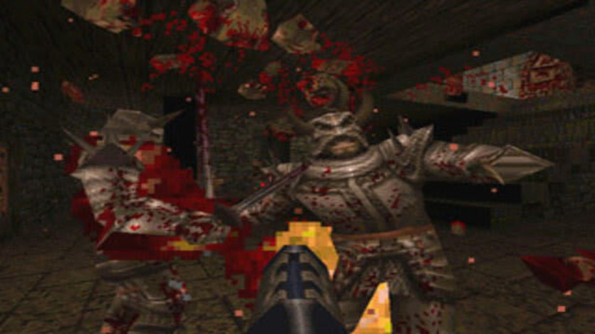 Screenshot 2 - QUAKE