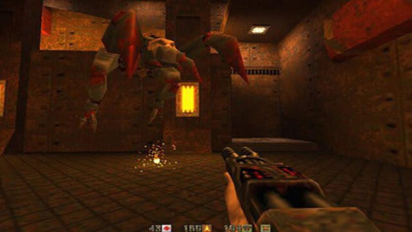 Screenshot 1 - QUAKE II Mission Pack: Ground Zero