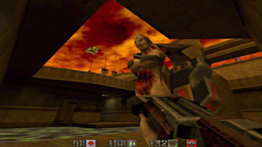 Screenshot 2 - QUAKE II Mission Pack: The Reckoning