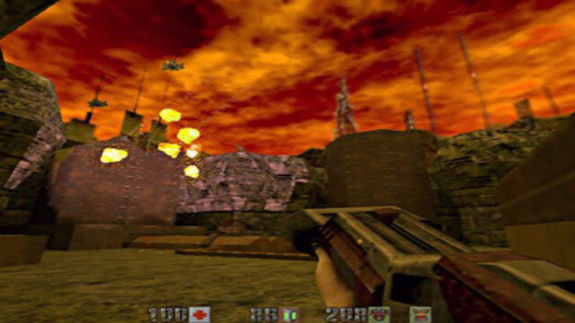 Screenshot 3 - QUAKE II Mission Pack: The Reckoning