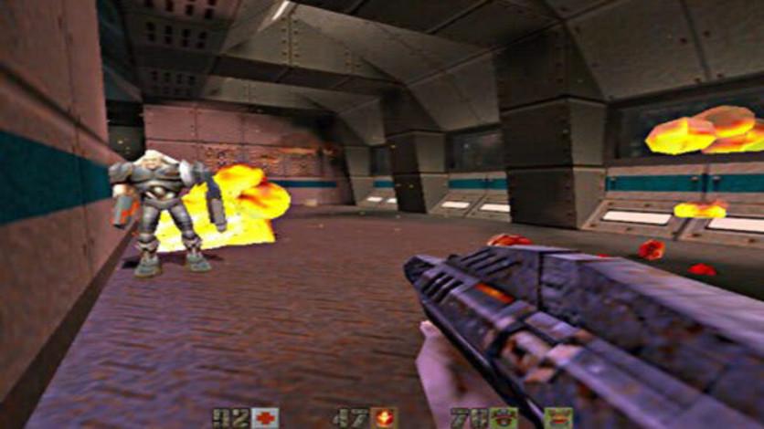 Screenshot 1 - QUAKE II Mission Pack: The Reckoning