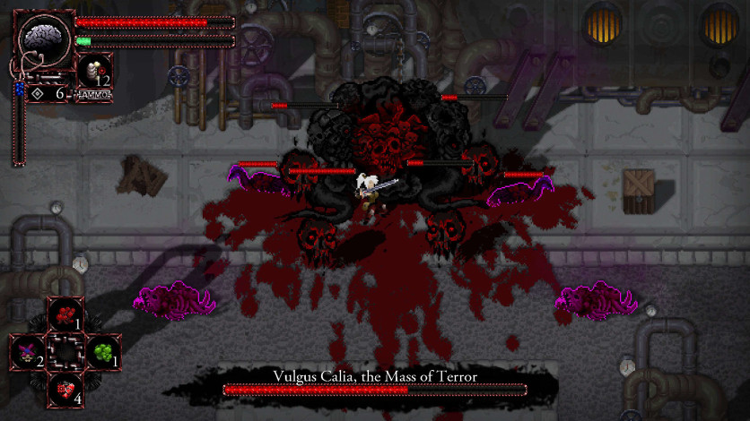 Screenshot 3 - Morbid: The Seven Acolytes