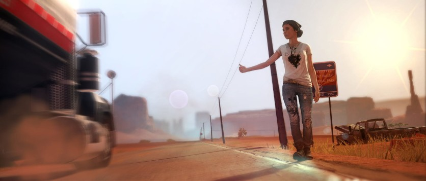 Screenshot 13 - Beyond: Two Souls