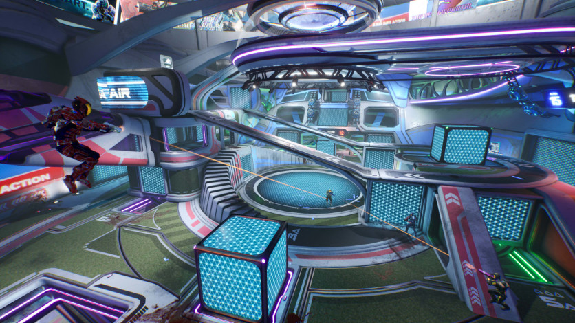 Screenshot 2 - Splitgate: Arena Warfare
