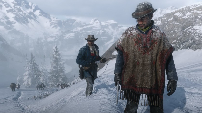 Screenshot 4 - Red Dead Redemption 2: Ultimate Edition