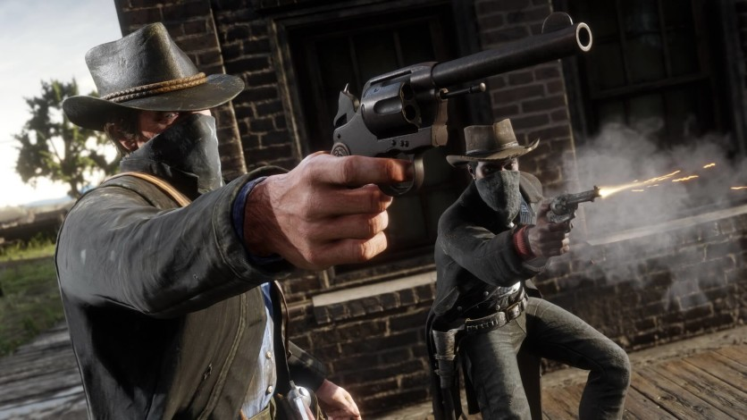 Screenshot 5 - Red Dead Redemption 2: Ultimate Edition