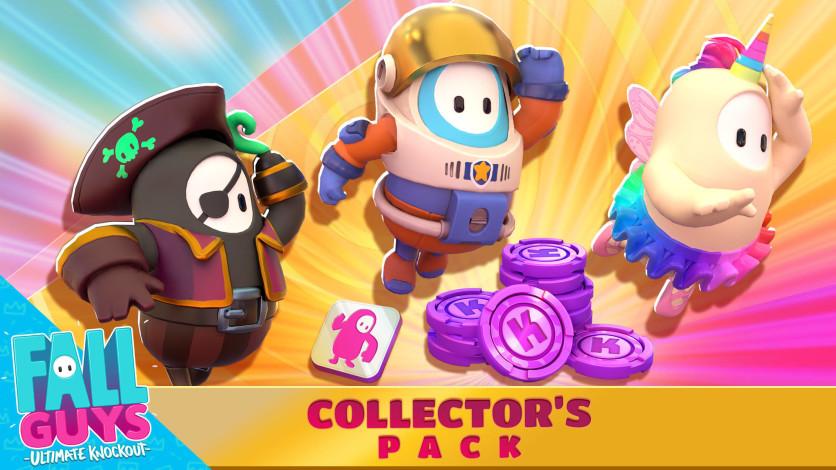 Screenshot 1 - Fall Guys: Collectors Pack
