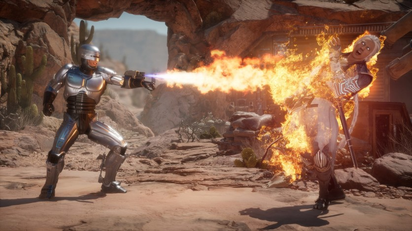 Screenshot 3 - Mortal Kombat 11 Ultimate