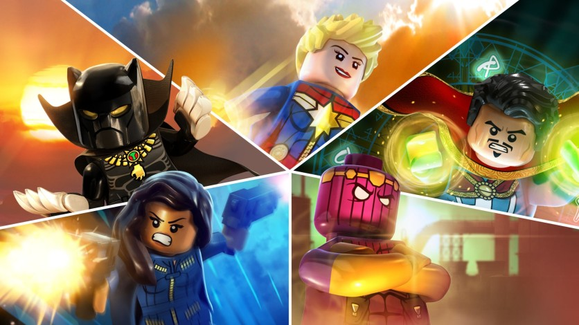Screenshot 1 - LEGO MARVEL's Avengers Season Pass
