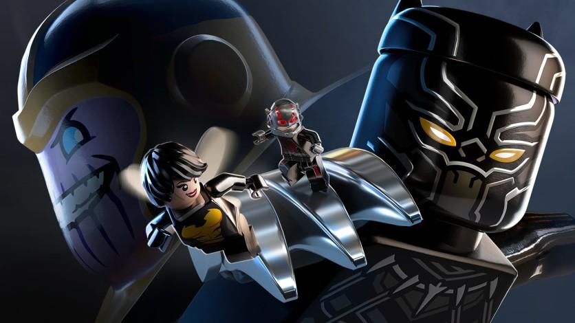 Screenshot 1 - LEGO Marvel Super Heroes 2 - Season Pass