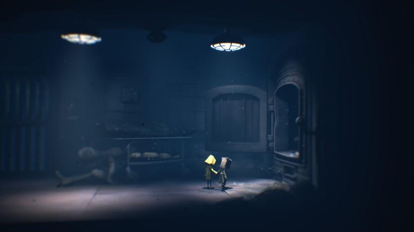 Screenshot 5 - Little Nightmares II - Deluxe Edition