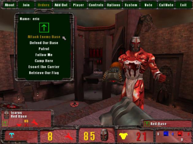 Screenshot 8 - QUAKE III Arena + Team Arena