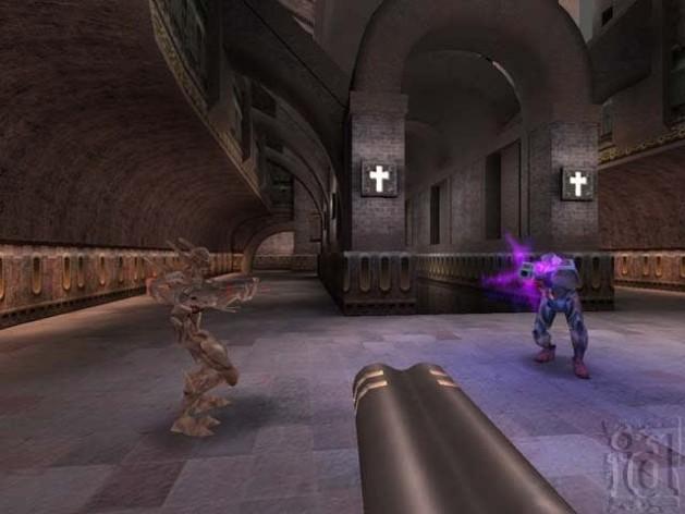 Screenshot 4 - QUAKE III Arena + Team Arena